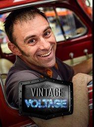 Vintage voltage image