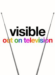 Visible: Out on television image