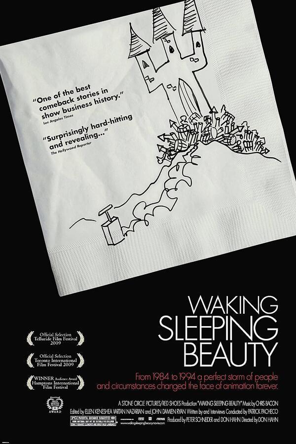 Waking Sleeping Beauty image