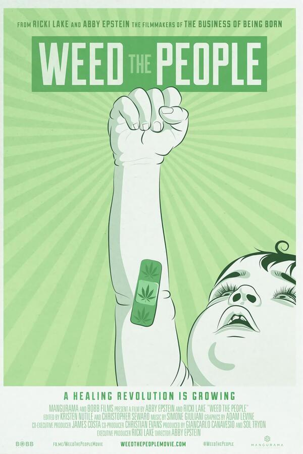 Weed the People image