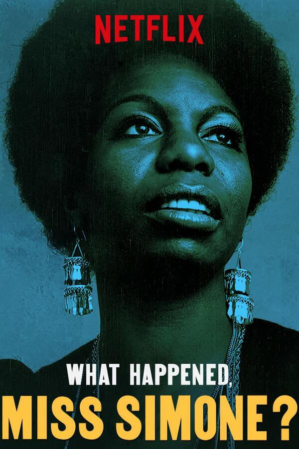 What Happened, Miss Simone? image