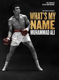 What's my name: Muhammad Ali image