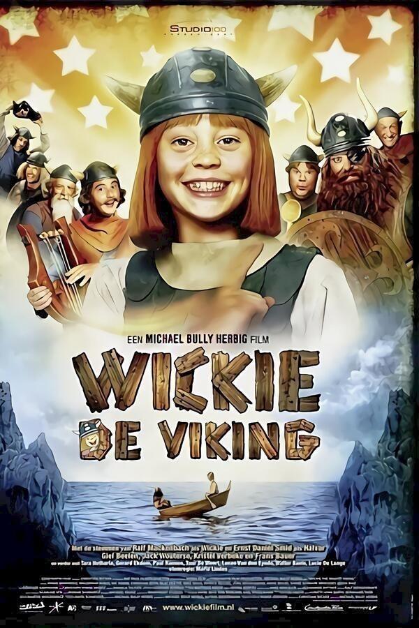 Wickie en de sterke mannen image