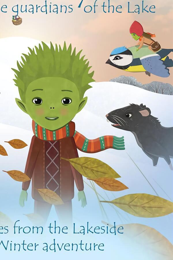 Willy and the Guardians of the Lake: Tales from the Lakeside Winter Adventure image