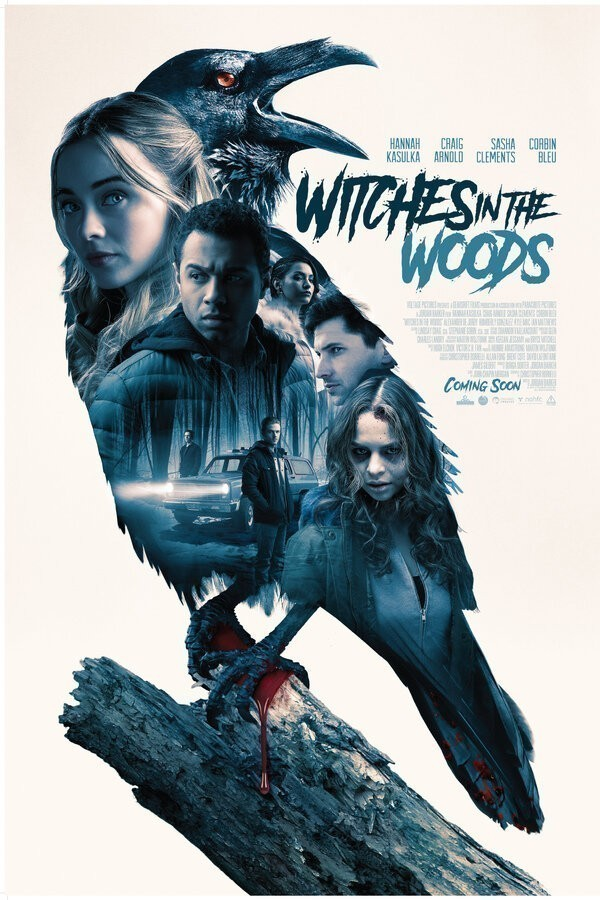 Witches in the Woods image
