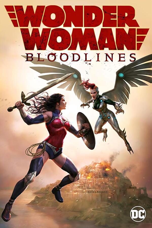 Wonder Woman: Bloodlines image
