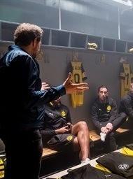 Achter de schermen bij Borussia Dortmund