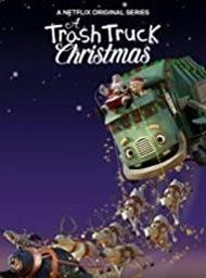 Kerstmis met Henk en de Vuilniswagen