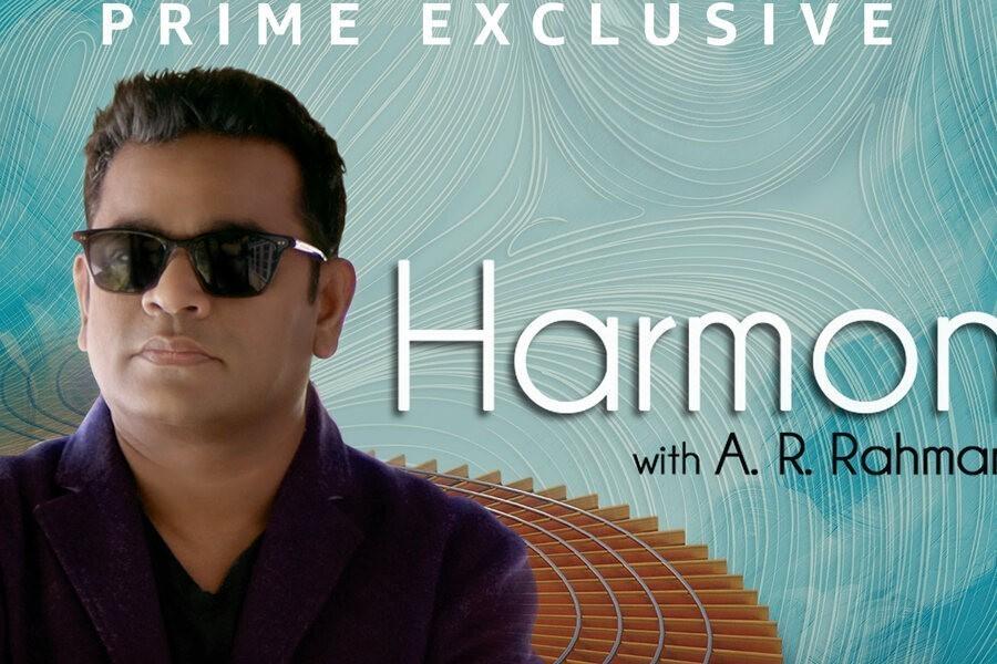 Harmony with A R Rahman image