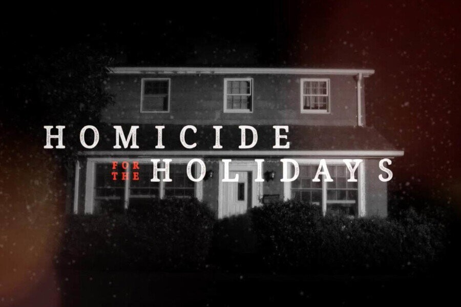 Homicide for the holidays image