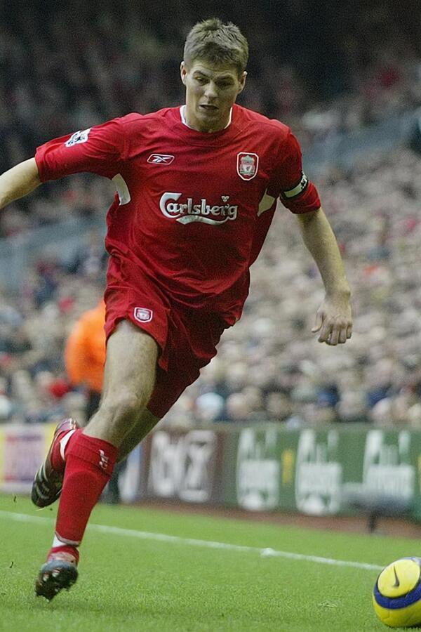 Make Us Dream: Steven Gerrard image