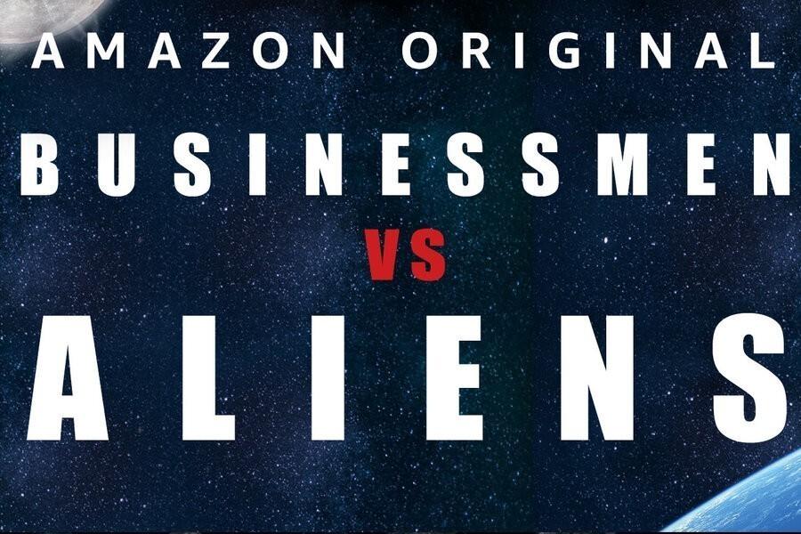Businessmen vs. Aliens image
