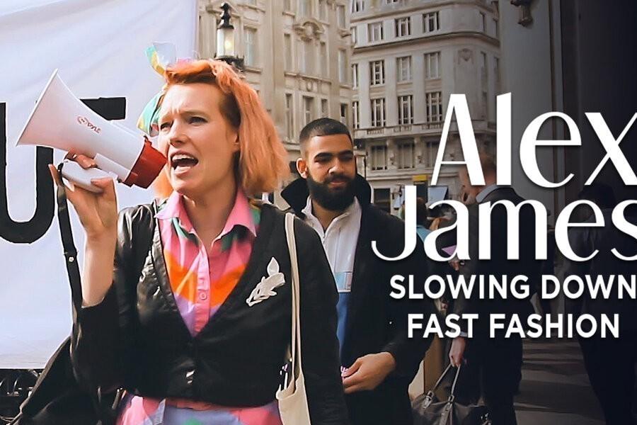 Alex James: Slowing Down Fast Fashion image