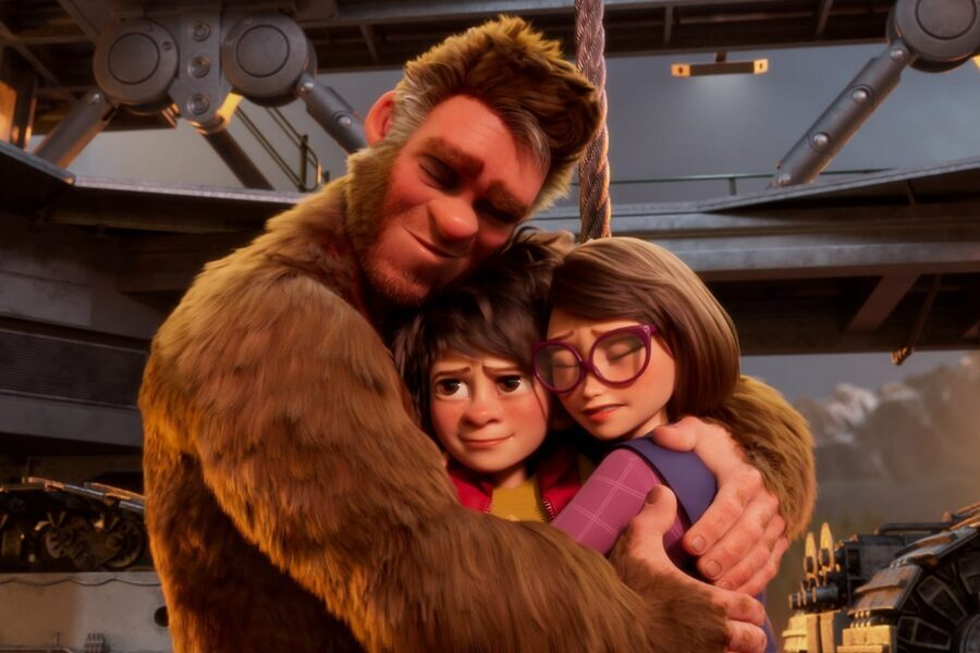 Bigfoot Family image