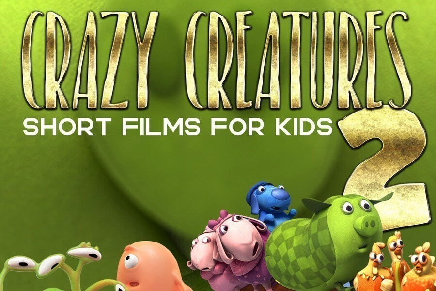 Crazy Creatures 2 - Short Films for Kids image