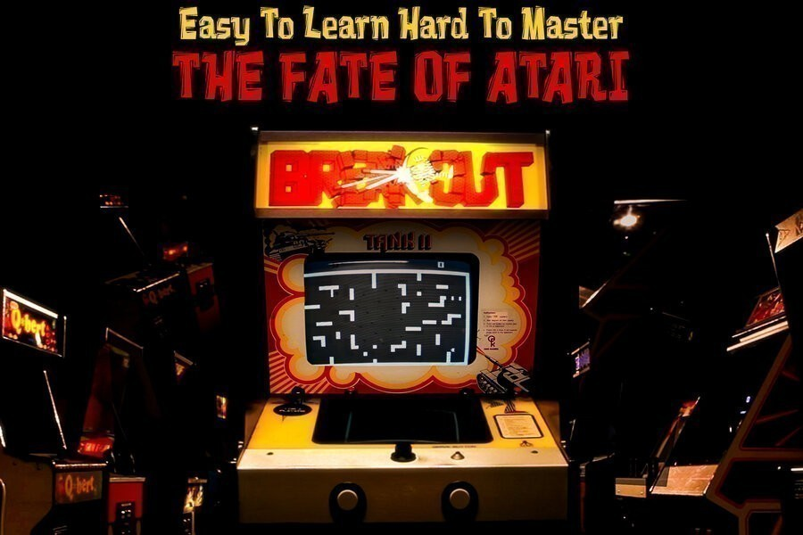 Easy to Learn, Hard to Master the Fate of Atari image