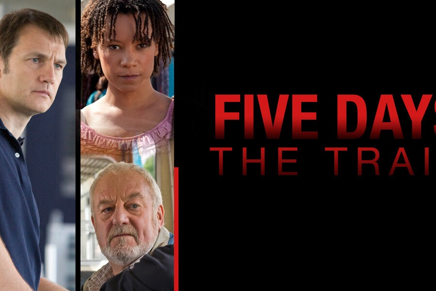 Five Days: The Train image