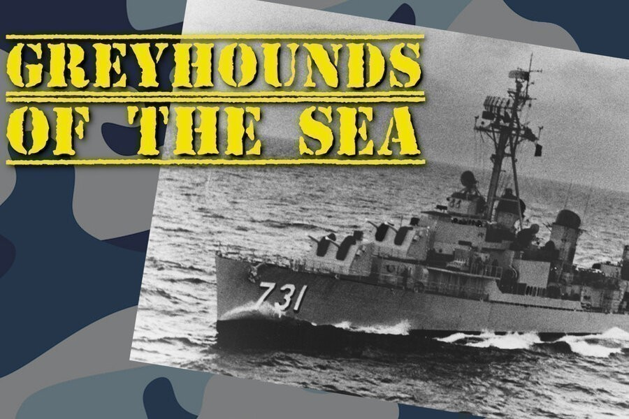 Greyhounds of the Sea image