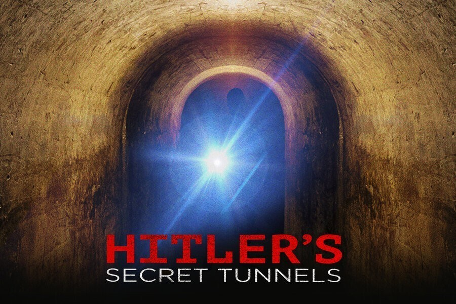 Hitler's Secret Tunnels image