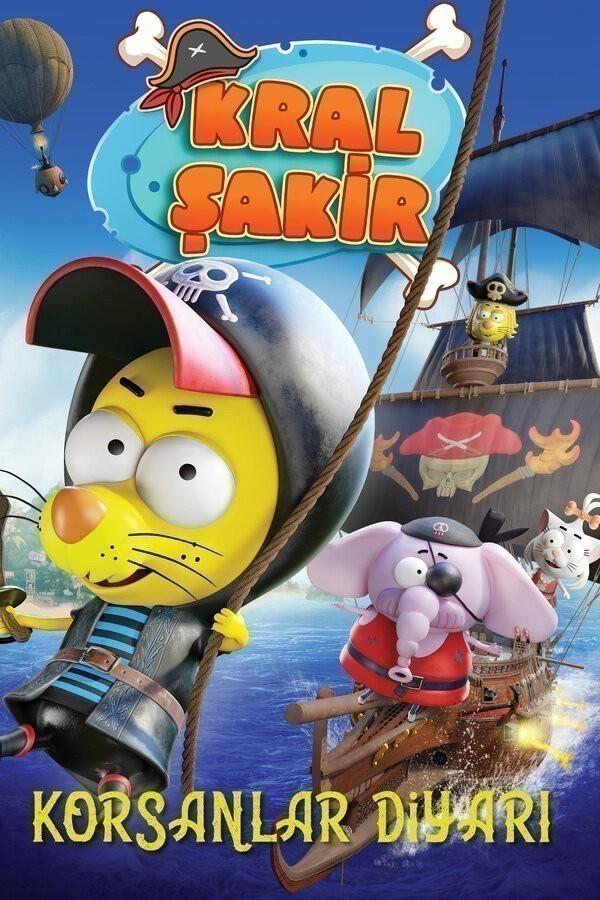 Kral Şakir: Korsanlar Diyarı image