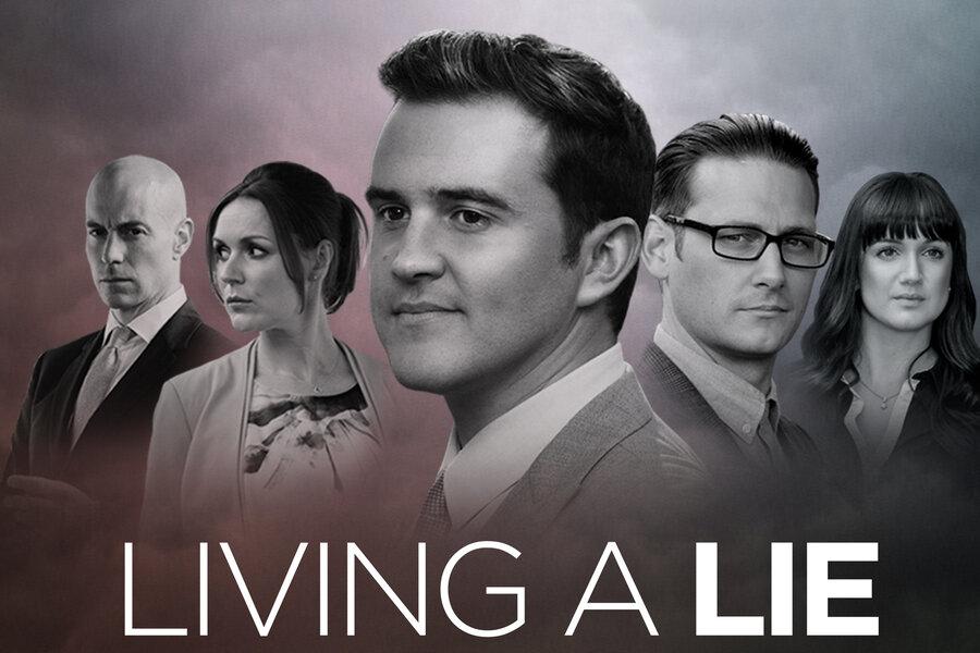 Living a lie image