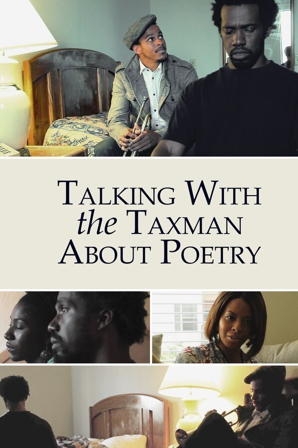 Talking with the Taxman about Poetry image