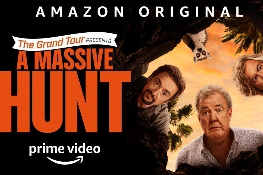The Grand Tour: A Massive Hunt image