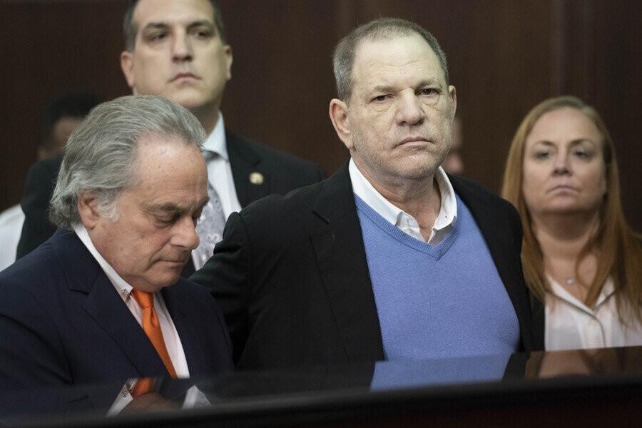 Harvey Weinstein - Untouchable image
