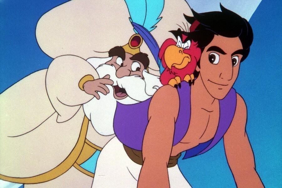 Aladdin 2: De Wraak van Jafar image