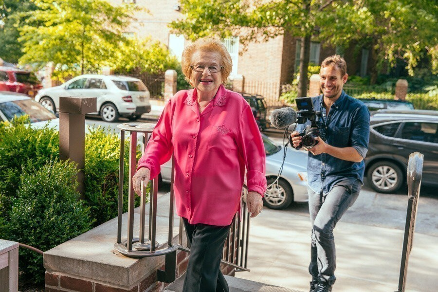 Ask Dr. Ruth image