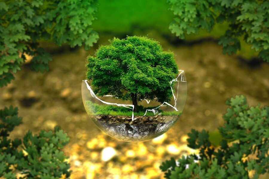 Earth, the nature of our planet image
