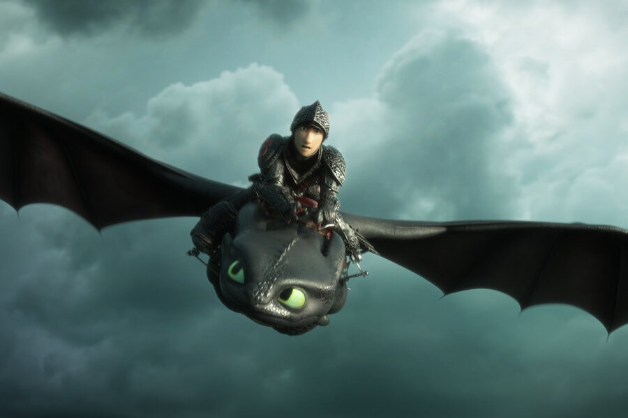 How to Train Your Dragon 3 image
