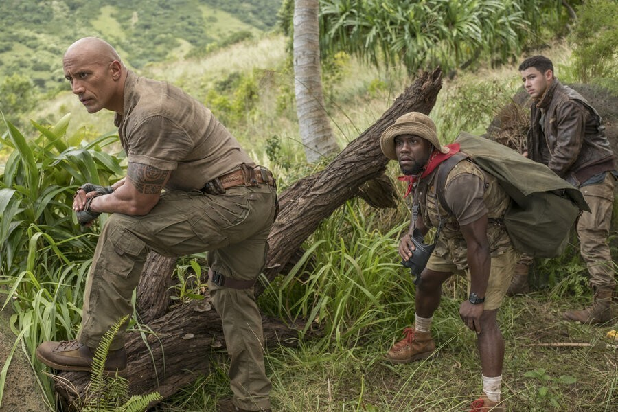 Jumanji: Welcome to the Jungle image
