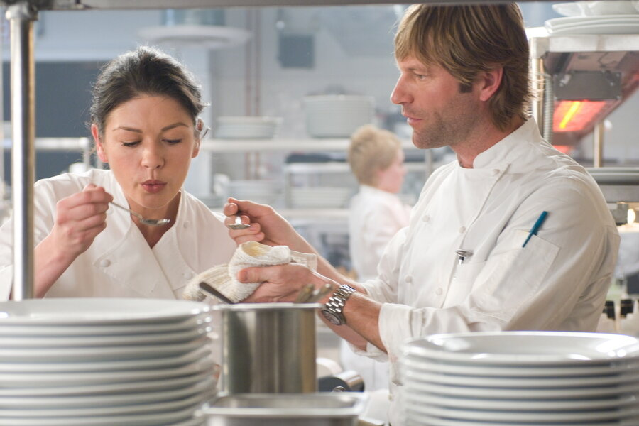 No Reservations image