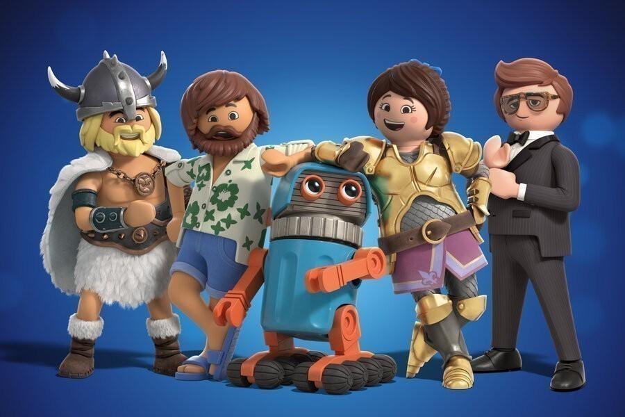 Playmobil: The Movie image