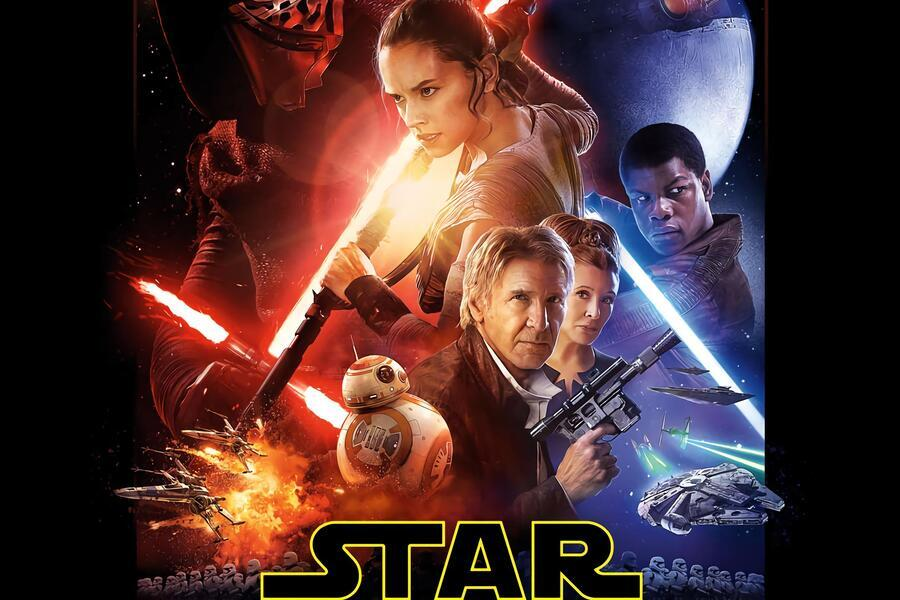 Star Wars: Episode VII - The Force Awakens image