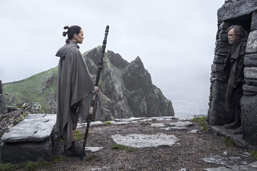 Star Wars: The last Jedi image