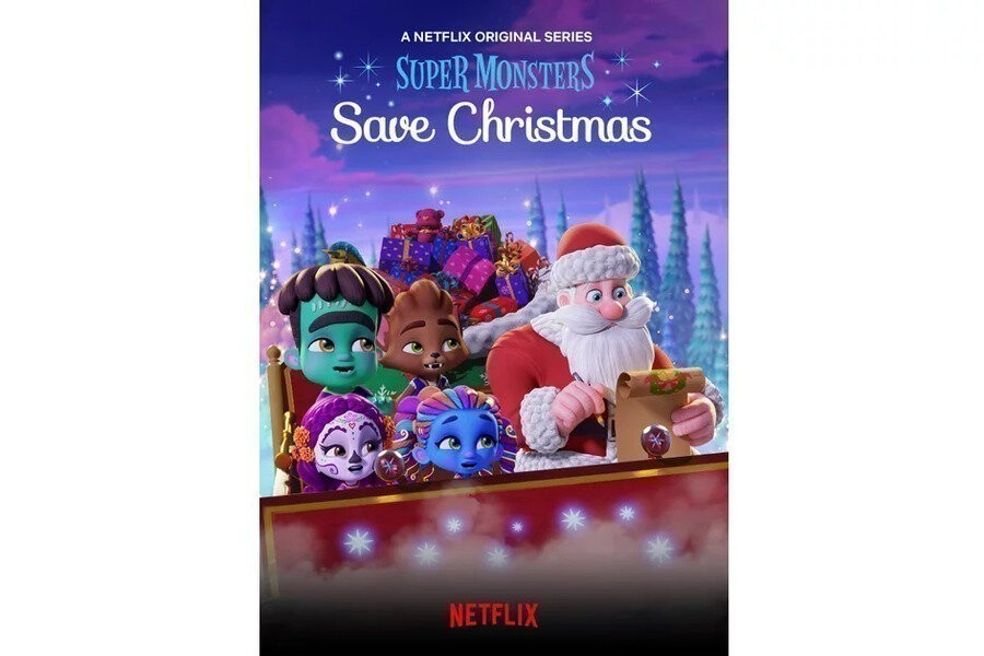 Super Monsters Save Christmas image