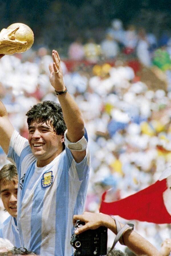 What Killed Maradona? image