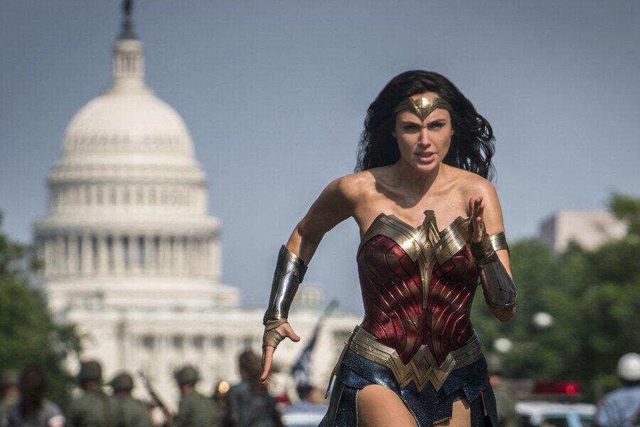 Wonder Woman 1984 image