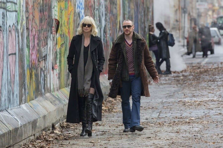 Atomic Blonde image