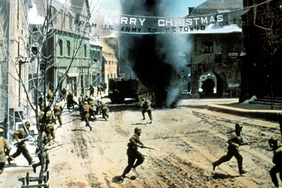 Battle of the Bulge image