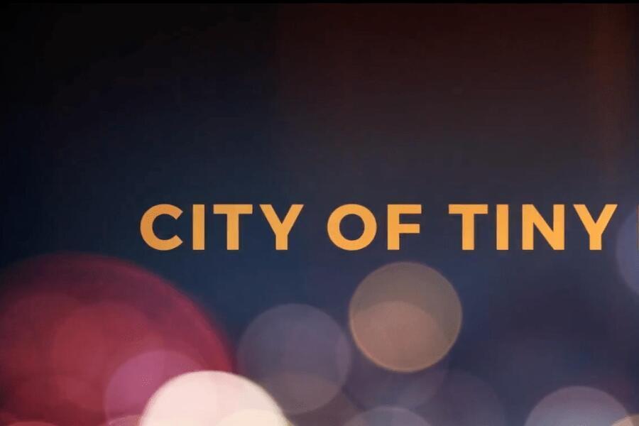 City of Tiny Lights image