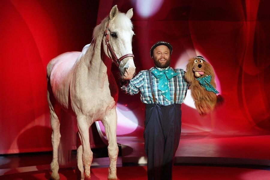 De Club Van Sinterklaas & Het Pratende Paard image