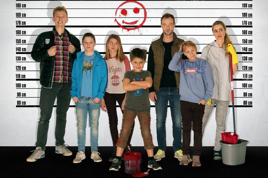 De kidnappers image