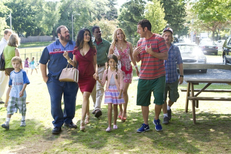 Grown Ups 2 image
