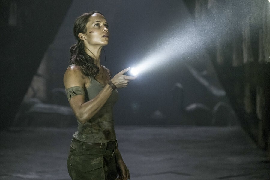 Lara Croft: Tomb Raider image