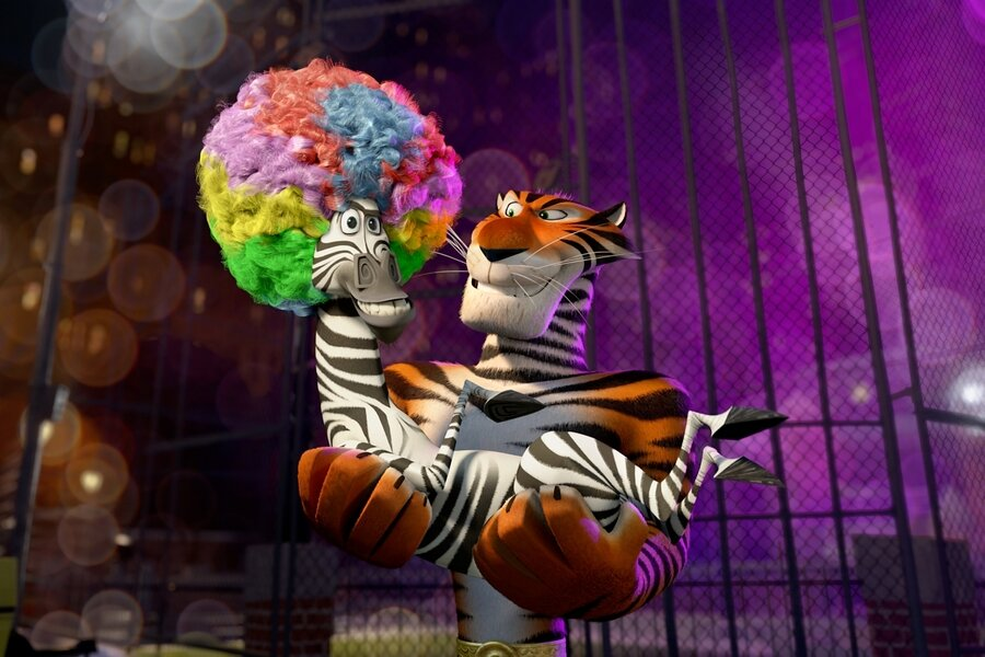 Madagascar 3: Europe's Most Wanted image