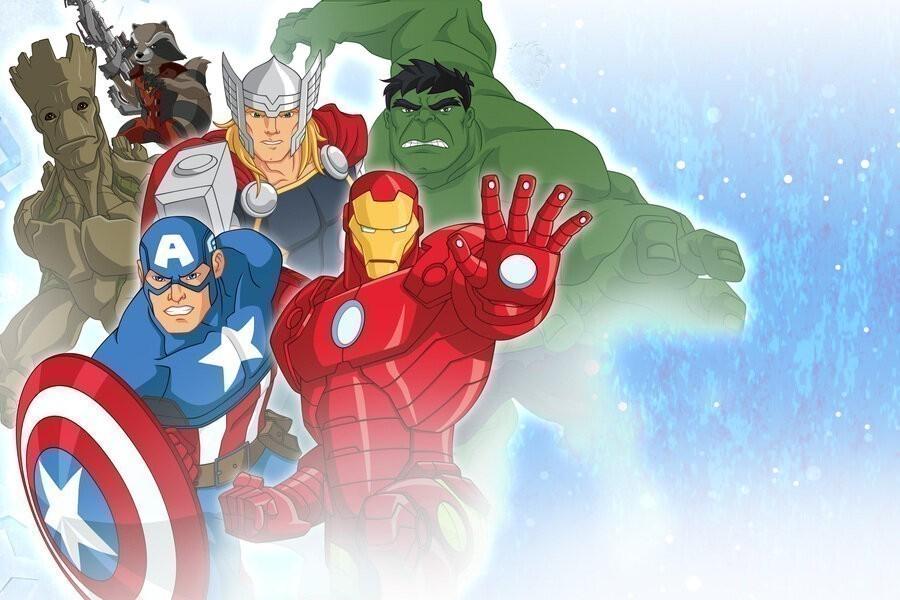 Marvel Super Hero Adventures: Frost Fight! image