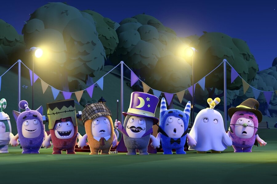Oddbods: Party Monsters image